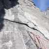 Looking at P2 on commitment 5.9 Yosemite Vally
