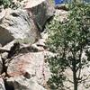 Photo topo for Kick Aspen