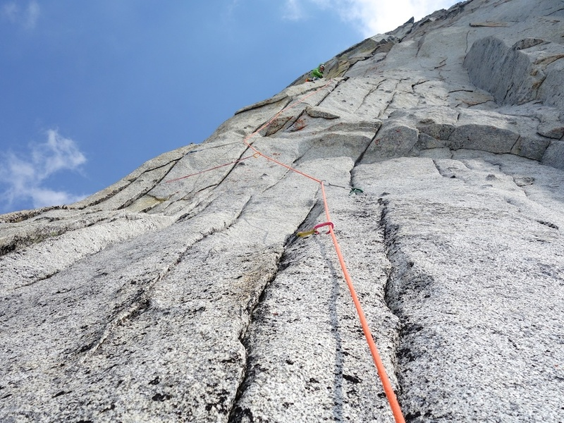 Crux (11+) section on Pitch 2.