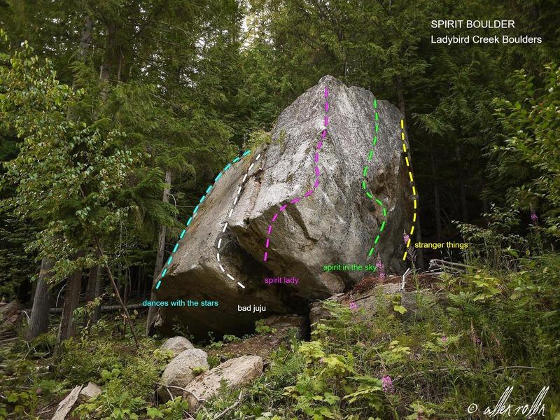 Spirit Boulder