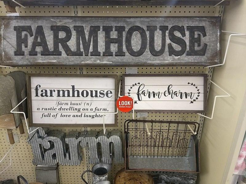 The Farmhouse, so hot right now.