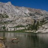 While Hamilton Lake continues to steal the show, Tamarack Lake will be chillin. check out that waterfall..