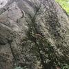 The arete of The 1st Crag.