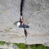 Really fun climbing! Photo by Alex Gavic