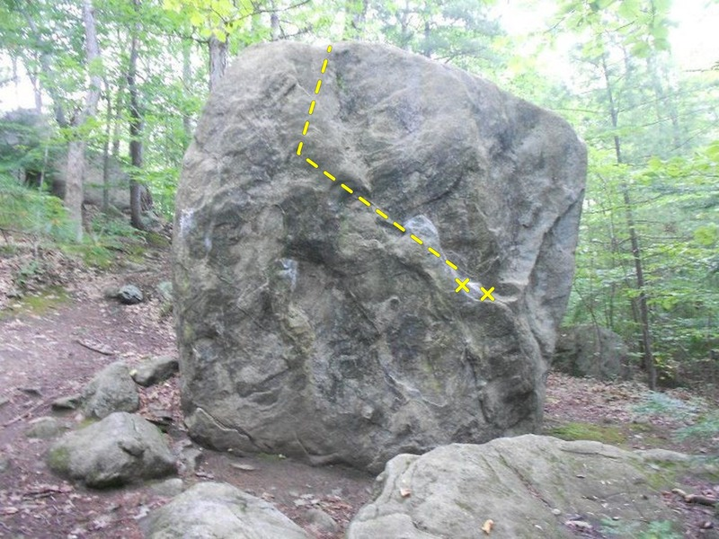 Does anyone know the name of this route?