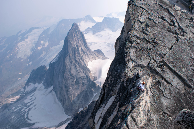Nearing South Summit