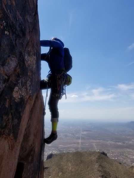 Johnathan leading pitch 5 of Field of Dreams