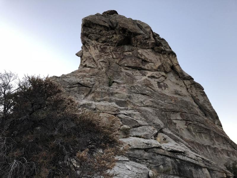 Bath Rock - South