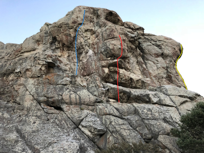 Bath Rock - Southwest