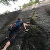 Zach Williams climbing the beanstalk