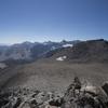 Palisades from the summit of Vagabond Peak.
