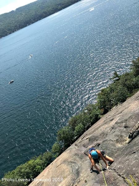 Above Lake George