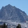 North face of Hurd Peak
