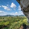 Guilin city crag
