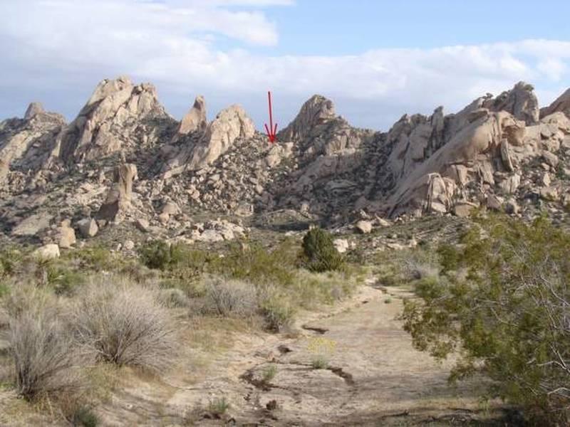 Chimney Crag