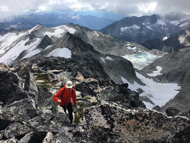 Snowking, Glacier Peak Wilderness