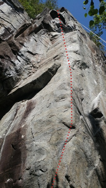 Young Americans 5.11a