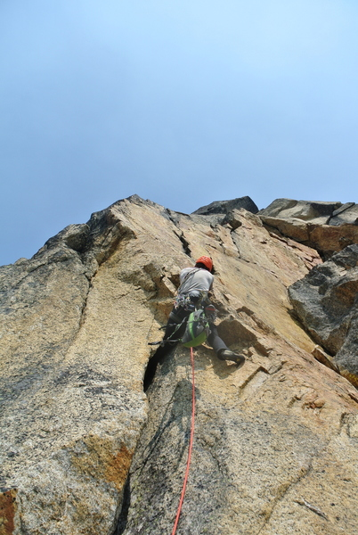 Chaz Langelier on Pitch 8