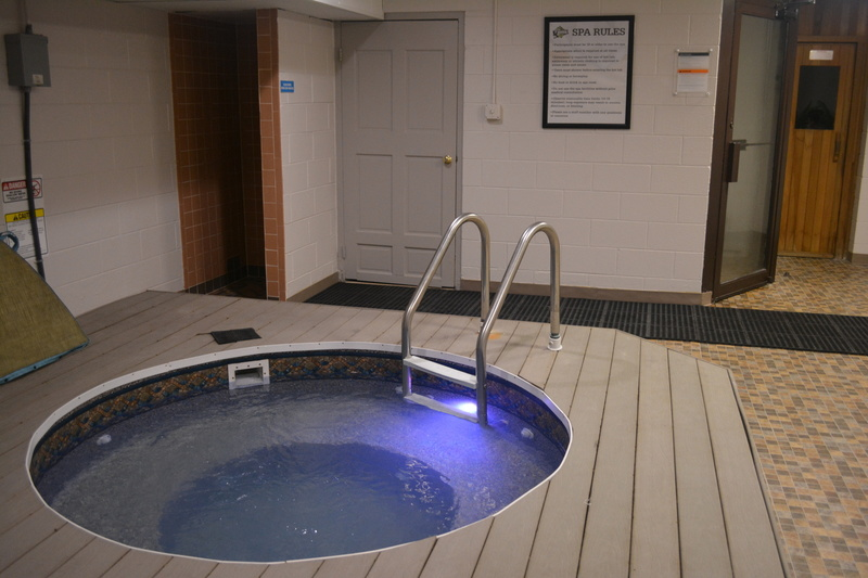 Hot Tub, Sauna, and Steam Room