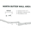 North Butter Wall - scanned with permission of copyright holder