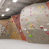 Bouldering Area at Triangle Rock Club