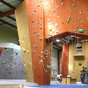 Arch and bouldering area