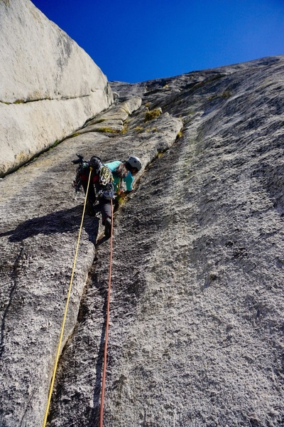 Giselle leads the second pitch, aka the variation to pitch 2 of Piss Easy.