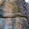 Particle Acceleration (5.12a), Keller Peak