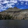 Mt. Hoffman from May lake