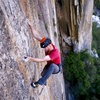 Second pitch. Tennessee Wall. Photo by Sophi Rutherford