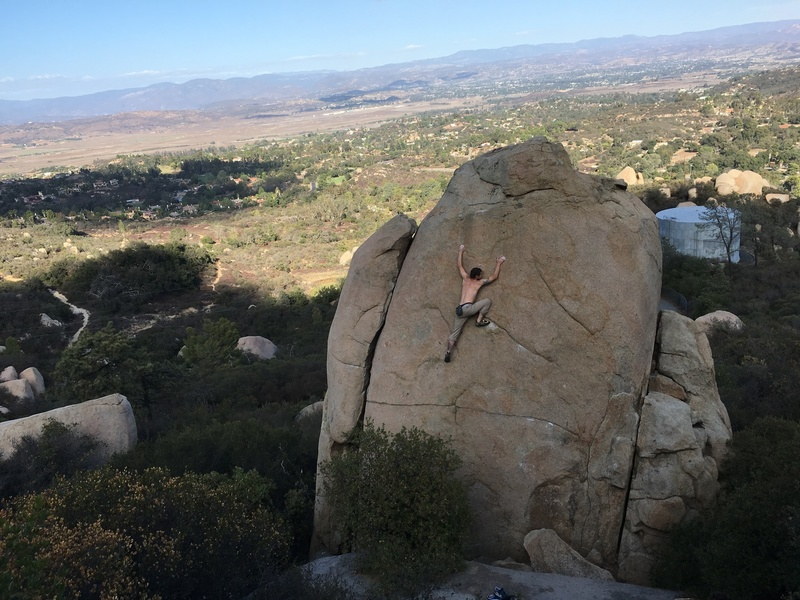 Tower two face 5.10a classic
