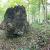 Right back corner of Tinkerbell boulder