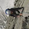 Pointe Adolphe Rey: Police des Glaciers, Pitch 1