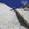 Pointe Adolphe Rey: Police des Glaciers, Pitch 3