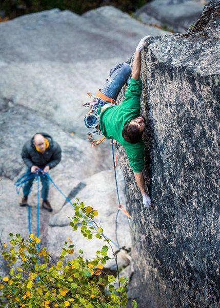 The Edge of the Bridge. Brent Doscher Photo