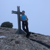Summit of Gorro Frigi. Muy guay!