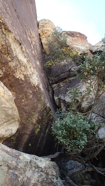 P3: Beginning of pitch 3 of Linda's Route
