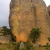 Freestanding pinnacle above Ezulwini - Tea Road Area