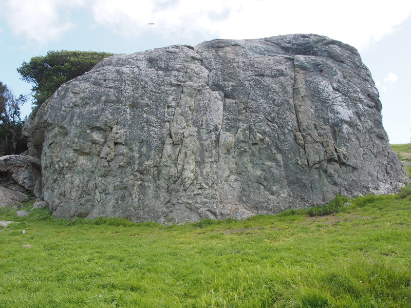 North Face of Split Rock