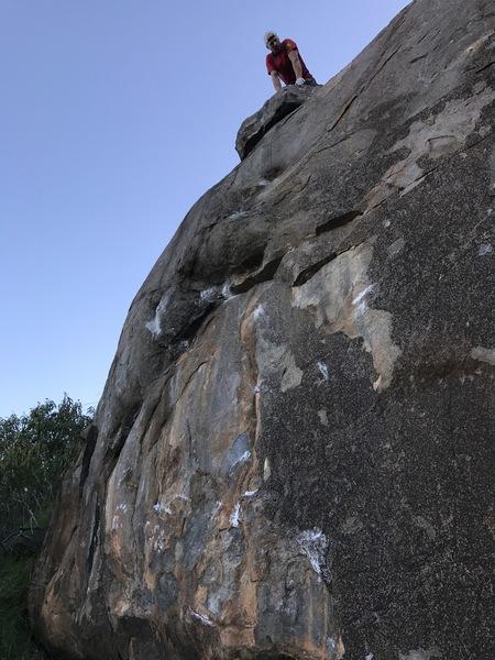 Grippy rock