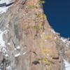 """Aiguille du Midi:""""Super Dupont"""" Topo"""