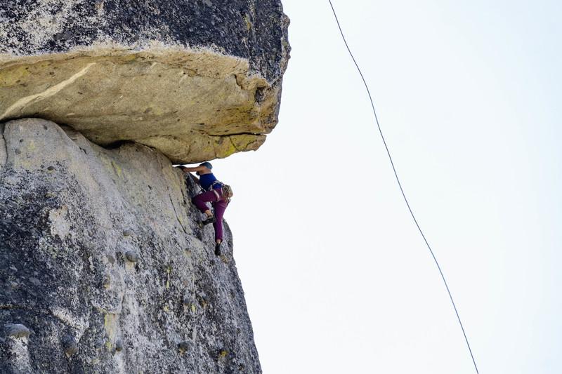 Climbing at Phantom Spires <br> <br> photo by: <br> <br> Dalton Johnson <br> www.daltonjohnsonmedia.com <br> @daltonjohnsonmedia