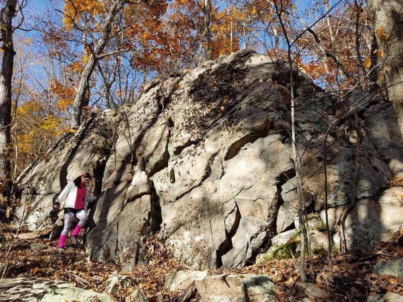 Allamuchy's Ghost Cliff