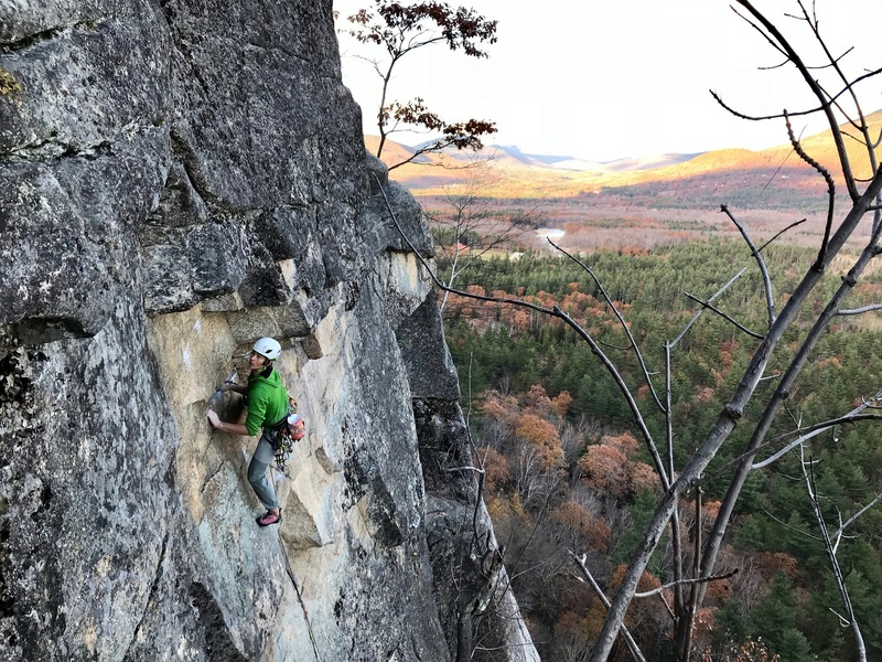 Looking at the crux
