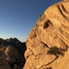 Top of TTTD from p6 anchors on absinthe. Neil from PHX climbing.