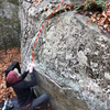 Boulders above Outcasts