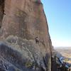 Fun climb with amazing views.