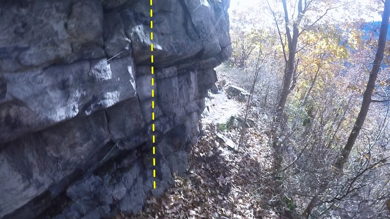 Start of Cave of Silence