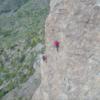 Climber Starting pitch 3 Lolita