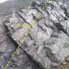 Start of Lichen 'D' Chimney